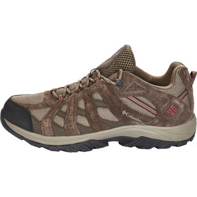 Columbia Canyon Point WP Zapatillas Hombre, mud/red element